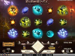 elements slot