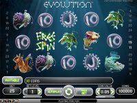 evolution slot online
