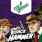 Jack Hammer free spins win at MrGreen casino – A Gap Year to the Mountains!