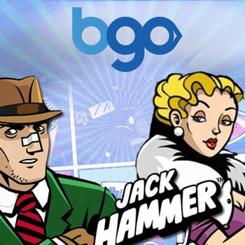 Jack Hammer free spins win at BGO Casino – Learning to Drive, and a Shopping Spree