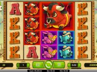 spinate grande online slot