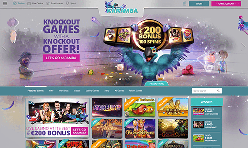 karamba casino offer