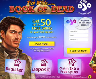 playojo casino offer