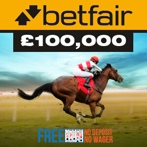 Betfair bonus campaign