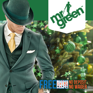 Mr Green Christmas Offeres