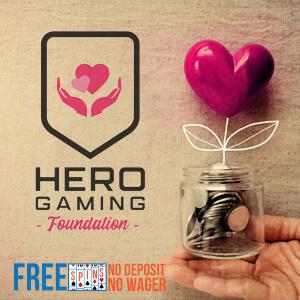 casino heroes new hero gaming foundation